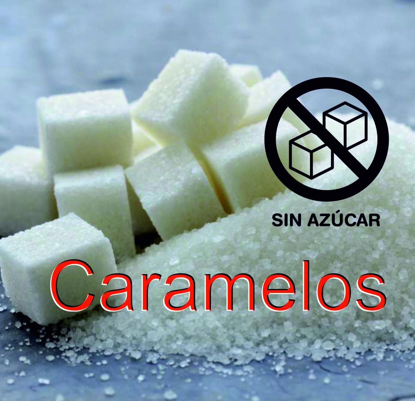 Caramelos sin azucar